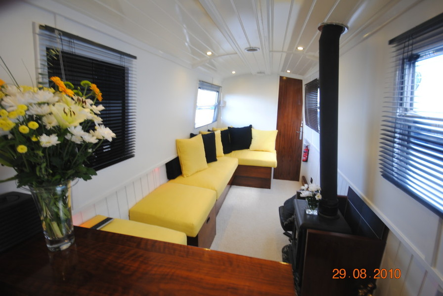 Narrowboat For Sale Bespoke Narrowboat Boat Builders Canal