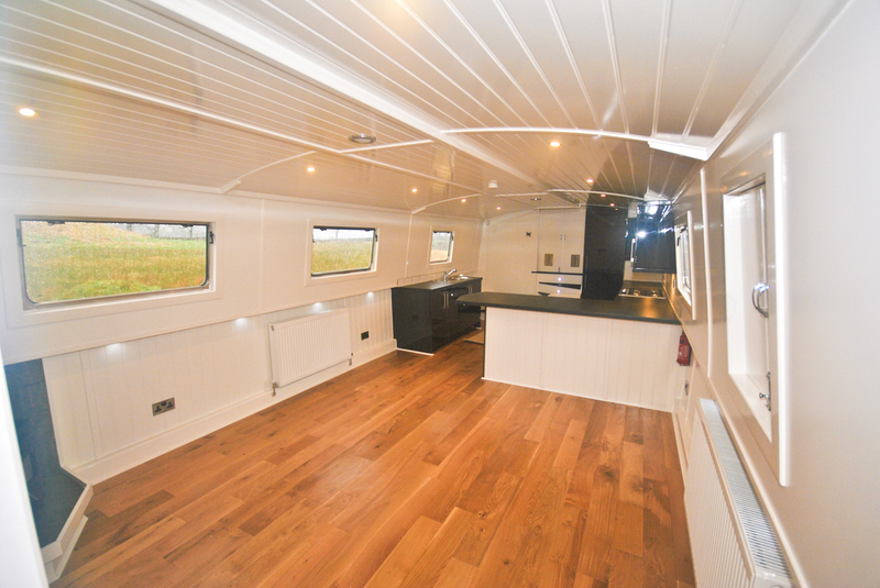 Pendle Narrowboats Com Our Way Widebeam Boat